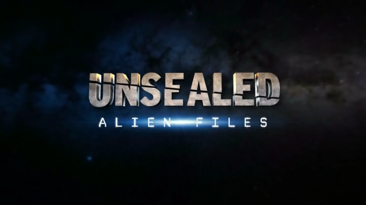 Unsealed Alien Files Season 1 Complete HDTV x264