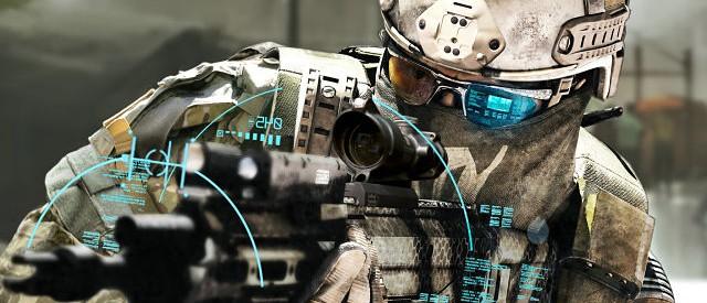 BAE systems, Q-Warrior high-tech headset