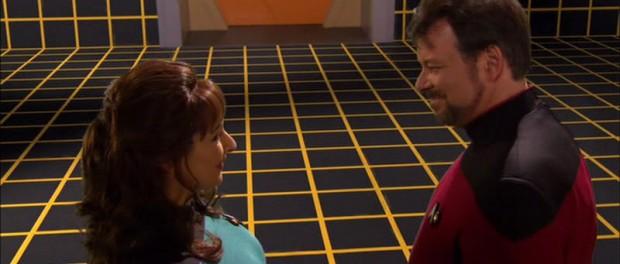 Star Trek The Next Generation - Holodeck